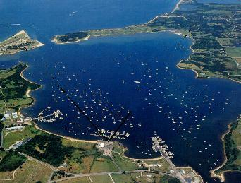 Block Island Great Salt Pond